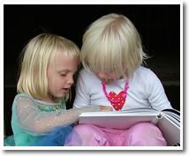 Criança - Incentivo à leitura
