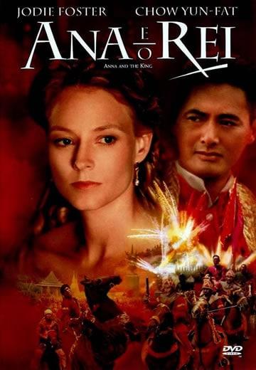 Capa do Filme Ana e o Rei