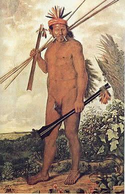 Índio Tapuia, de A. Eckhout
