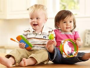 A importância da música do desenvolvimento infantil