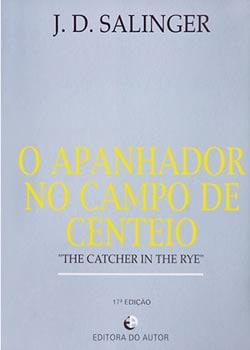 Capa do livro O Apanhador no Campo de Centeio