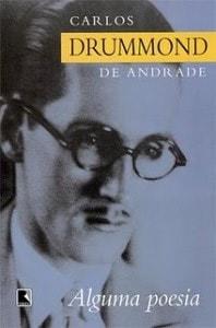 Livro Alguma Poesia, de Carlos Drummond de Andrade