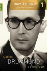 Livro de Carlos Drummond de Andrade - Nova Reunião Vol. 1