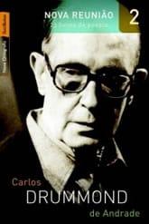 Livro de Carlos Drummond de Andrade - Nova Reunião Vol. 2