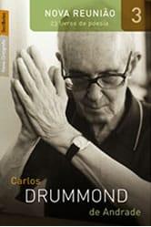 Livro de Carlos Drummond de Andrade - Nova Reunião Vol. 3