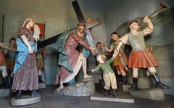 Barroco no Brasil: Aleijadinho, Santuário Bom Jesus de Matosinhos