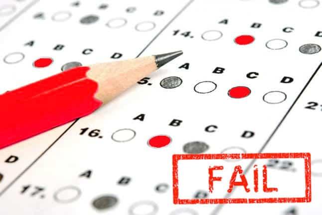 Como apontar os erros dos alunos