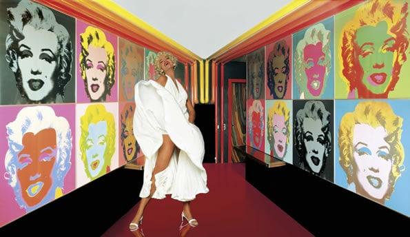 Pop Art - Andy Warhol e sua visão de Marilyn Monroe