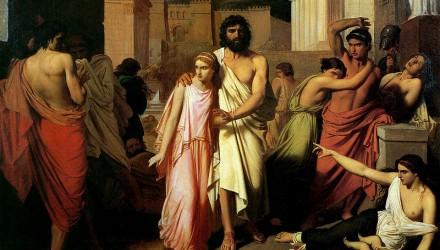 Édipo Rei - A maior de todas as tragédias da Grécia Antiga