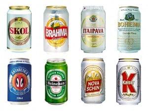 Exemplos de cerveja pilsen