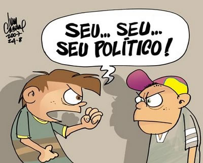 Charge Ironia