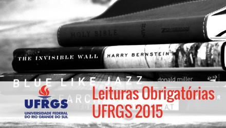 Leituras obrigatórias UFRGS 2015