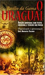 Capa do livro O Uraguai, de Basílio da Gama