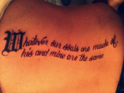 50 Lindas Tatuagens Inspiradas Em Livros Lendoorg