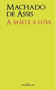 Capa do livro A Mão e a Luva, de Machado de Assis