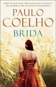 Capa do livro Brida, de Paulo Coelho