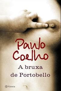 Capa do livro A Bruxa de Portobello, de Paulo Coelho