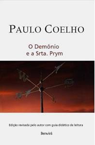 Capa do livro O Demônio da Srta. Prym, de Paulo Coelho