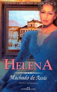 Capa do livro Helena, de Machado de Assis