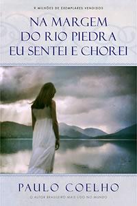 Capa do livro Na Margem do Rio Piedra eu Sentei e Chorei