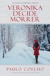 Capa do livro Verônika Decide Morrer, de Paulo Coelho