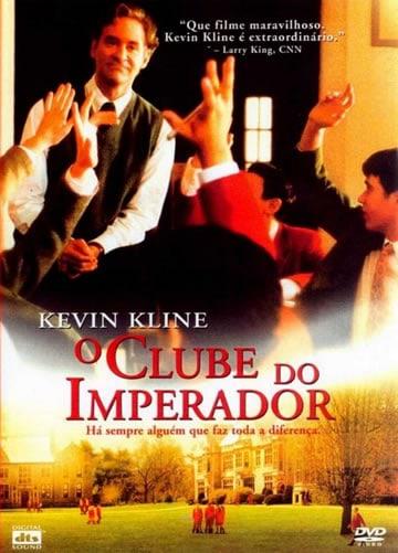 Capa do Filme Clube do Imperador