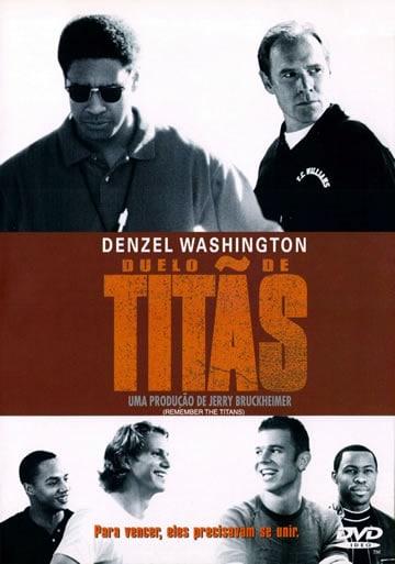 Capa do Filme Duelo de Titãs