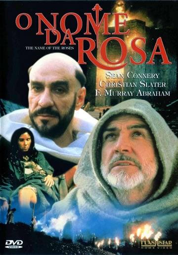 Capa do Filme O Nome da Rosa