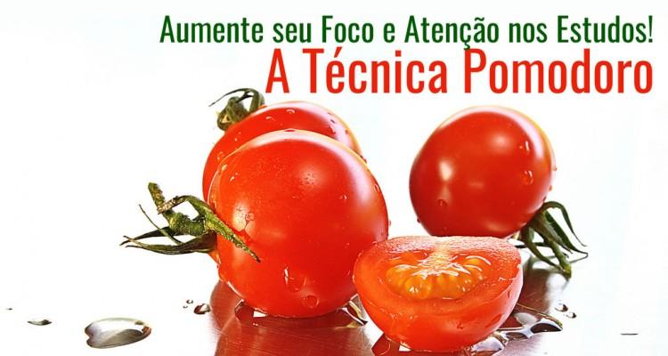 Melhore seu Foco, Atenção e Concentração - Técnica Pomodoro