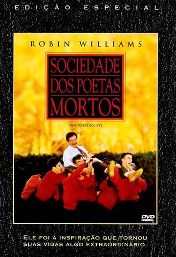 Capa do Filme Sociedade dos Poetas Mortos