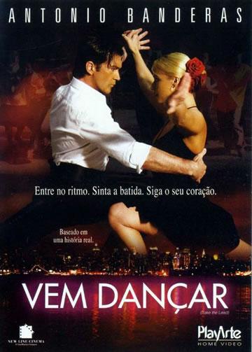 Capa do Filme Vem Dançar