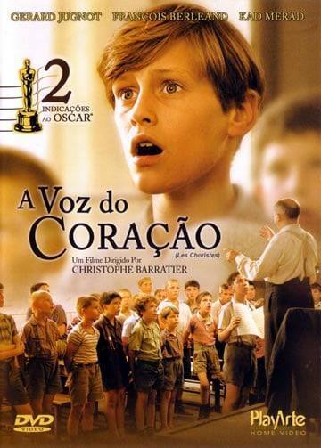 Capa do Filme A Voz do Coração