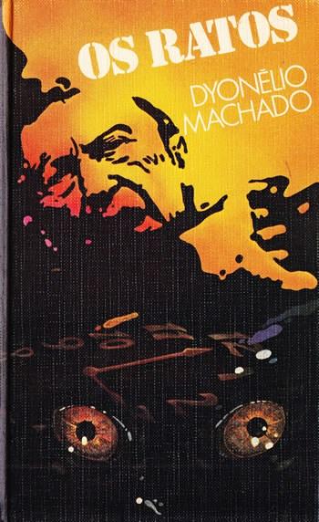 Capa do livro Os Ratos, de Dyonelio Machado