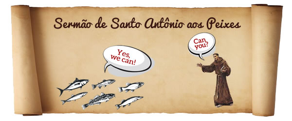 Sermão de Santo Antônio aos Peixes