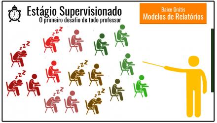 Relato da Experiência do Estágio Supervisionado em uma Licenciatura