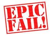 Zero na Redação do ENEM: Fail