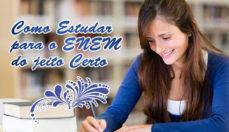 Como Estudar para o ENEM: um guia completo
