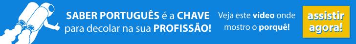 Curso de português online
