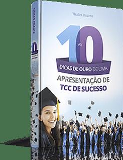 10 Dicas Apresentação TCC
